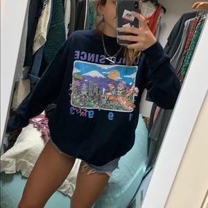 Tops - Brandy Melville sweatshirt